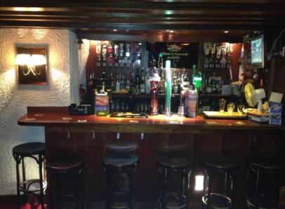 The Dawson Lounge